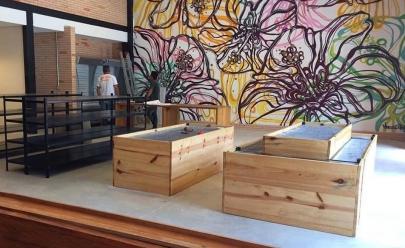 Ambiente com armazém e fast food saudável é inaugurado em Goiânia