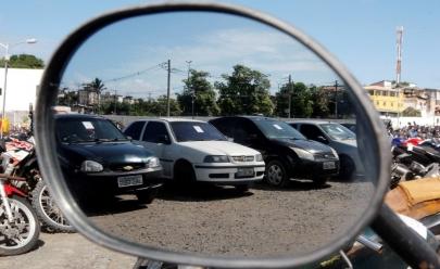 Goiânia recebe leilão com veículos para restauração
