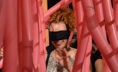 Goiânia recebe espetáculo sensorial dedicado ao público cego no CCUFG
