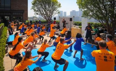 Uberlândia recebe etapa do Desafio Play for Good um evento esportivo para testar seus limites