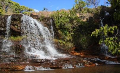 Cachoeira de Mumunhas é uma ótima opção para o feriado em Brasília