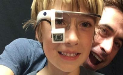 Óculos inteligente ajuda crianças autistas a reconhecerem expressões
