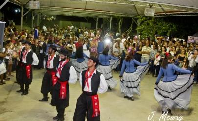 Feira Fenasul reúne tradições gaúchas no Goiânia Arena