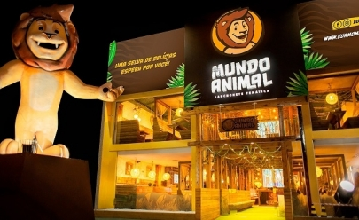Uberlândia pode ganhar lanchonete temática da rede Mundo Animal
