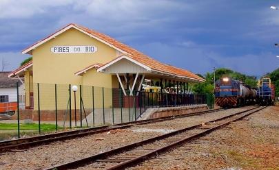 Goiás pode ter passeio turístico de trem