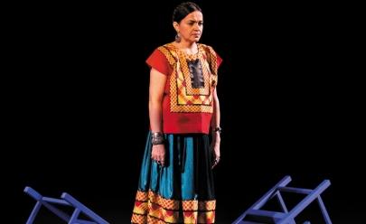 Espetáculo em Brasília explora aspectos íntimos da personalidade de Frida Kahlo