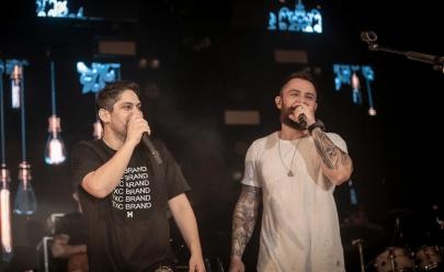Jorge & Mateus farão três horas de show em Goiânia com os maiores sucessos da carreira