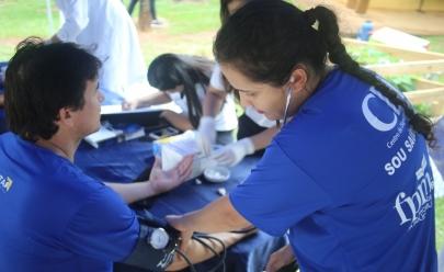 Ação de incentivo ao esporte e prevenção à saúde do coração é realizada de graça em Goiânia