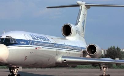Avião militar russo com 93 pessoas cai no mar Negro