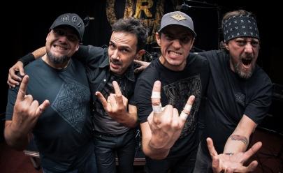 Doze bandas sobem ao palco do Goiânia Rock Fest no dia 24 de julho