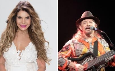 Elba Ramalho e Geraldo Azevedo fazem show junino em Brasília