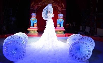 Circo da China On Ice se apresenta em Uberlândia
