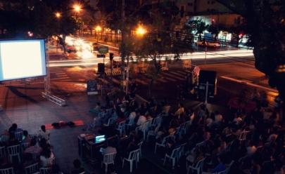 De graça: Goiânia sedia a 4ª edição do 'Cinema na Calçada'