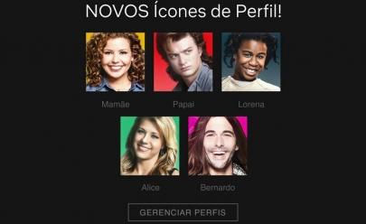 Netflix disponibilizará opções de personalização de perfil para usuários