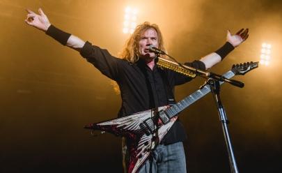 Megadeth volta ao Brasil com shows em São Paulo e Rio Janeiro