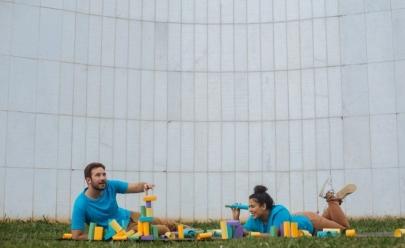 Brasília recebe projeto infantil gratuito na Praça dos Três Poderes