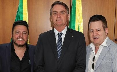 Olha eles: Os goianos Bruno e Marrone viram embaixadores do turismo brasileiro