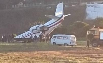 DJ Alok escapa de acidente após avião perder o controle na decolagem
