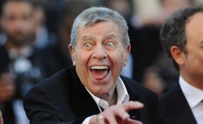 Morre aos 91 anos o ator Jerry Lewis