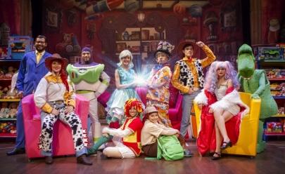 A Incrível Loja de Brinquedos chega à Goiânia com alguns dos personagens mais amados pelas crianças