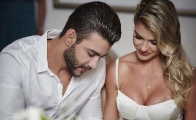 Gusttavo Lima e Andressa Suíta se casam em Goiânia