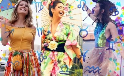 Fantasias de acordo com cada signo para arrasar no carnaval de Goiânia