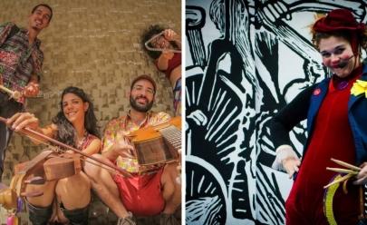 Projeto Palco Aberto: evento gratuito chega a Águas Claras com palhaças, malabaristas e músicos