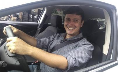 Uberlândia tem o único motorista cinco estrelas da Uber na América Latina
