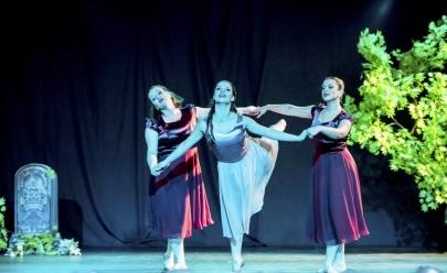Companhia de ballet apresenta espetáculo em Brasília