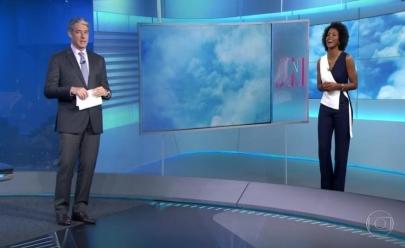 William Bonner confirma Maju Coutinho como apresentadora do Jornal Nacional