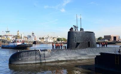 Submarino desaparecido pode ter sofrido explosão, confirma Marinha Argentina