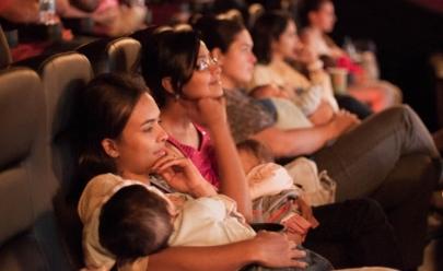 Cinema para mães em Uberlândia exibe o filme 'Capitã Marvel'