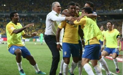 No sorteio para os jogos da Copa do Mundo, Seleção Brasileira pode pegar grupo da morte