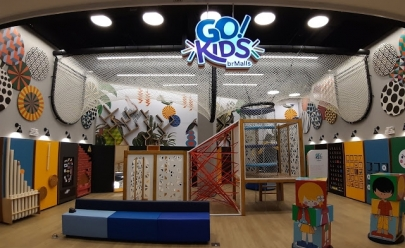 Espaço Infantil gratuito é inaugurado em Uberlândia