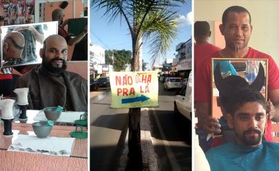 Todo brasileiro é publicitário nato: conheça o barbeiro que teve a vida transformada por um meme