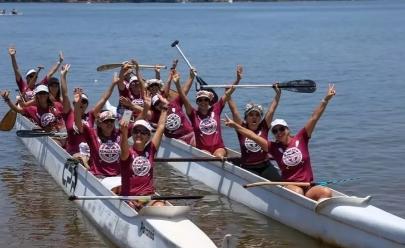 Remada Rosa: evento em Brasília chama a atenção de mulheres para prevenção contra o câncer de mama