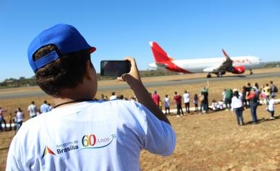 Aeroporto de Brasília realiza mais uma edição do Spotter Kids dia 15 de setembro