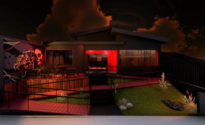 Diablo Pub cria novo espaço para diferentes opções de lazer em Goiânia