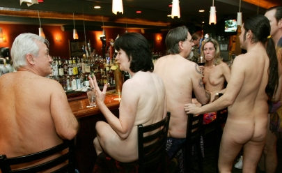 Restaurante para nudistas em Londres já tem 34 mil clientes na lista de espera