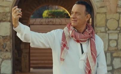 'Negócio das Arábias' transforma Tom Hanks em executivo em crise