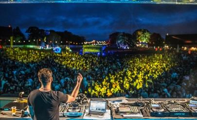 DJ Vintage Culture agita evento de música eletrônica em Goiânia