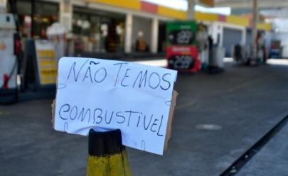 95% dos postos de Goiânia já estão sem Etanol