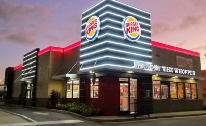 Burger King compra 51 restaurantes de franqueado goiano por R$ 393 milhões