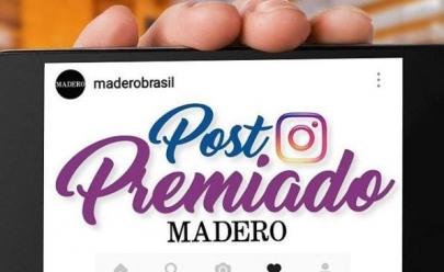 Fique de olho: Madero lança ação inédita no Instagram e dá prêmios aos seguidores