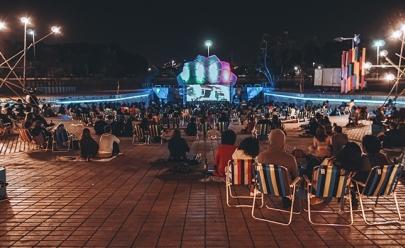 Cine Piscina: sessão de cinema gratuita e ao ar livre acontece na Piscina com Ondas de Brasília