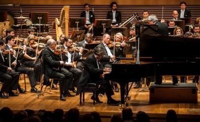 Arnaldo Cohen se apresenta com a Orquestra Filarmônica de Goiás