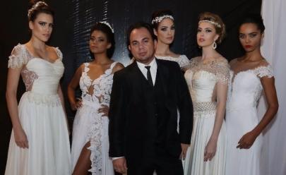 Estilista Fernando Peixoto promove bazar de luxo em Goiânia