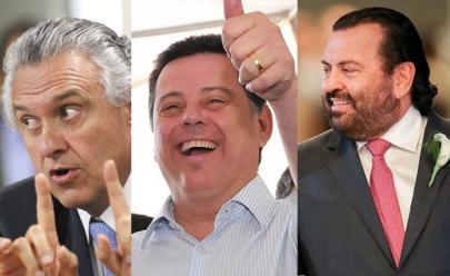 Pesquisa mostra Caiado favorito ao Governo e Perillo na liderança para o Senado nas Eleições 2018
