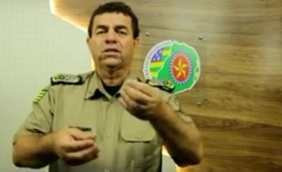 Vídeo: Polícia Militar de Goiás desmente áudios e mensagens sobre suposto toque de recolher em Goiânia