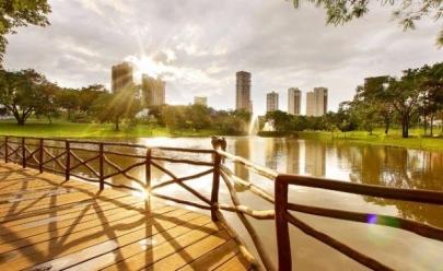 Calor volta com tudo em Goiânia esta semana